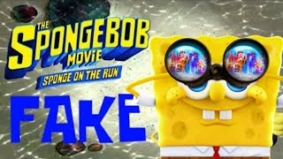 SpongeBob Movie: Sponge on The Run Trailer (FAKE!!!!!!!)