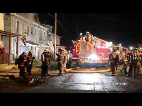 House Fire - Orwin (Porter Twp.), PA - 12/02/2017