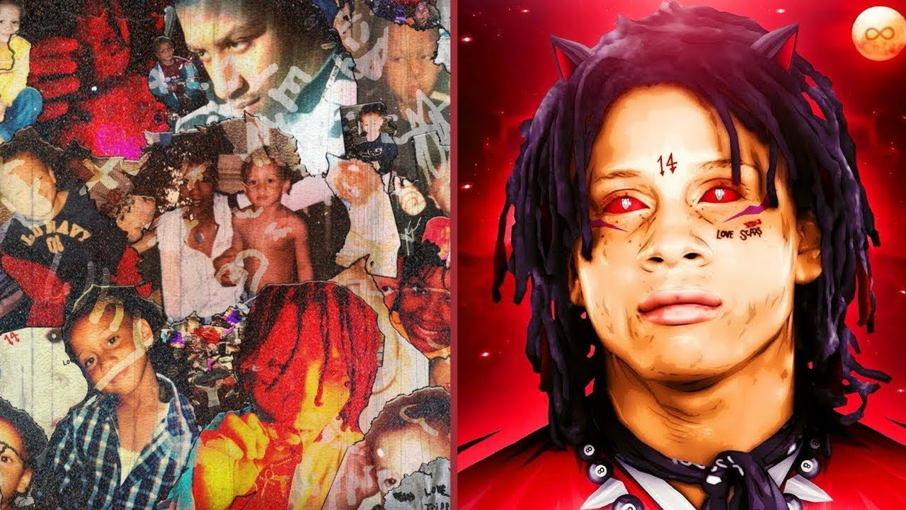 Trippie Redd A Love Letter To You 2 Full Mixtape   YouTube