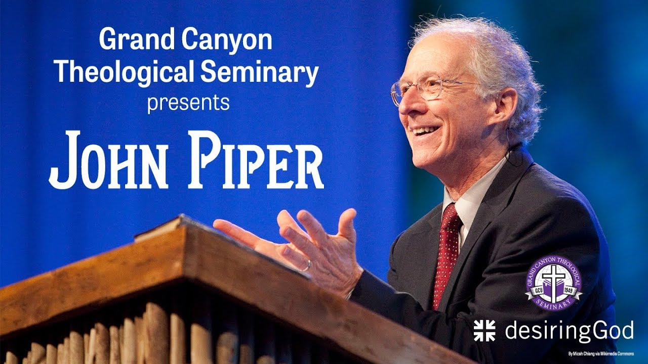 John Piper: Don't Waste Your Life