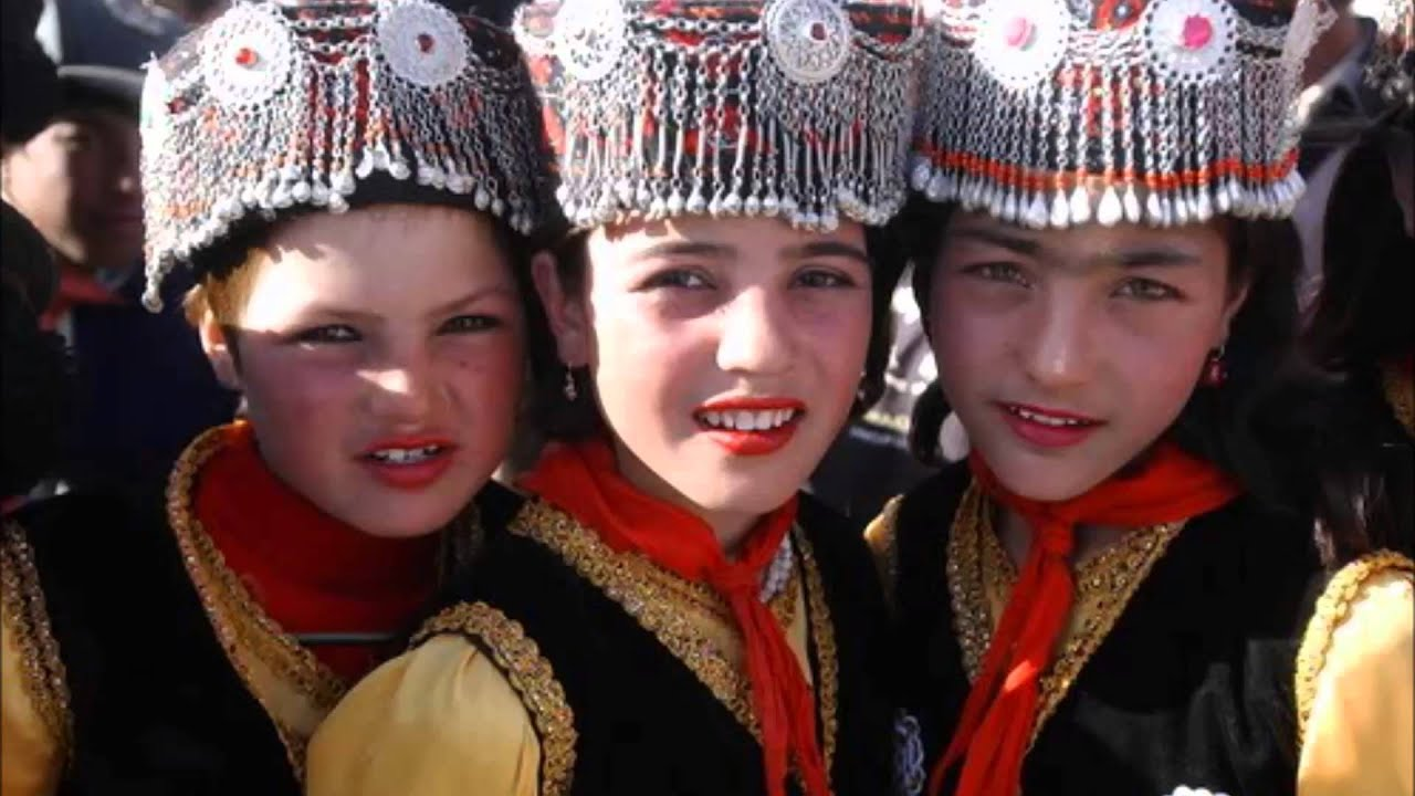 White persian people