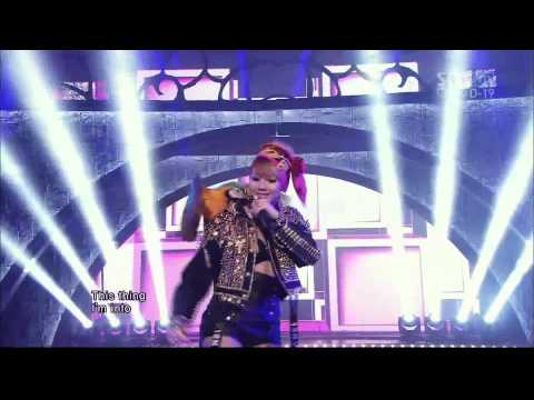 CL-  R U Ready (INTRO of special stage)