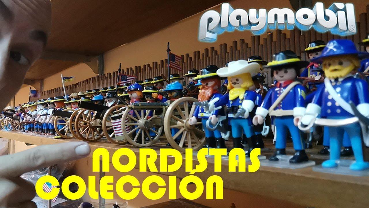 Colección Playmobil Nordistas【 Arreglando mi Colección de Playmobil 】