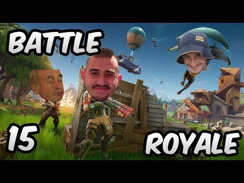 Fortnite - Battle Royale - Stream 15 - RIP John Dunsworth ( Mr Lahey )