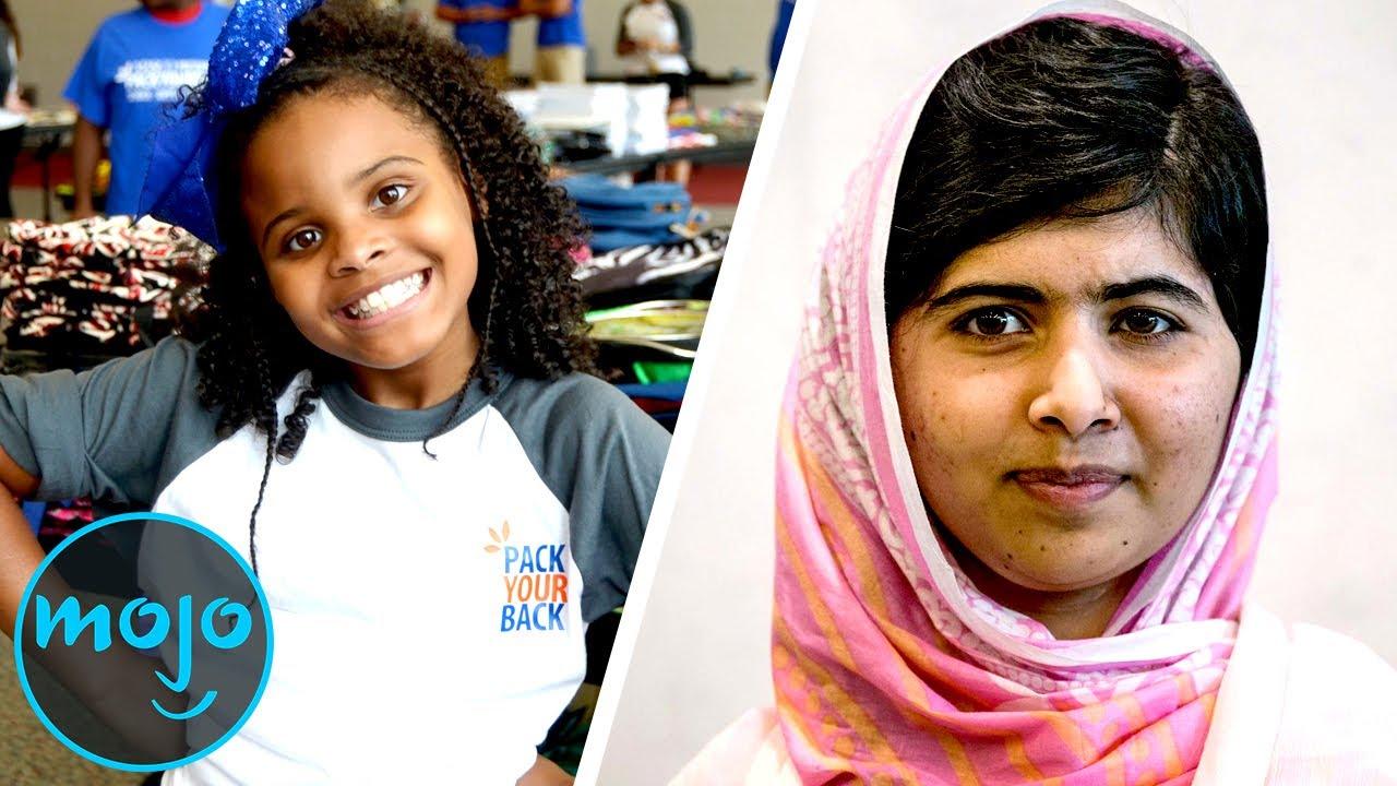 Најмладите и највлијателните активисти на денешницата