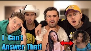 EXTREME Would You Rather W/ David Alvareeezy & Christian Seavey