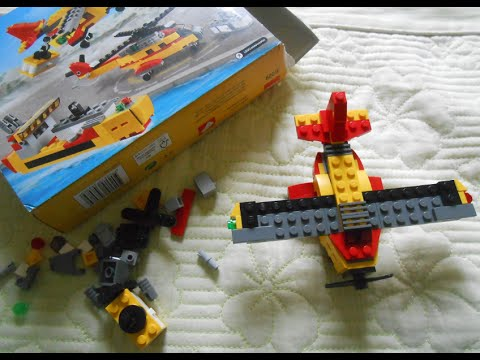 Lego Creator 31029 Grand Emporium Lego Assembly Instructions Youtube