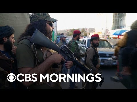 Taliban armed with U.S. weapons faces threat from ISIS-K