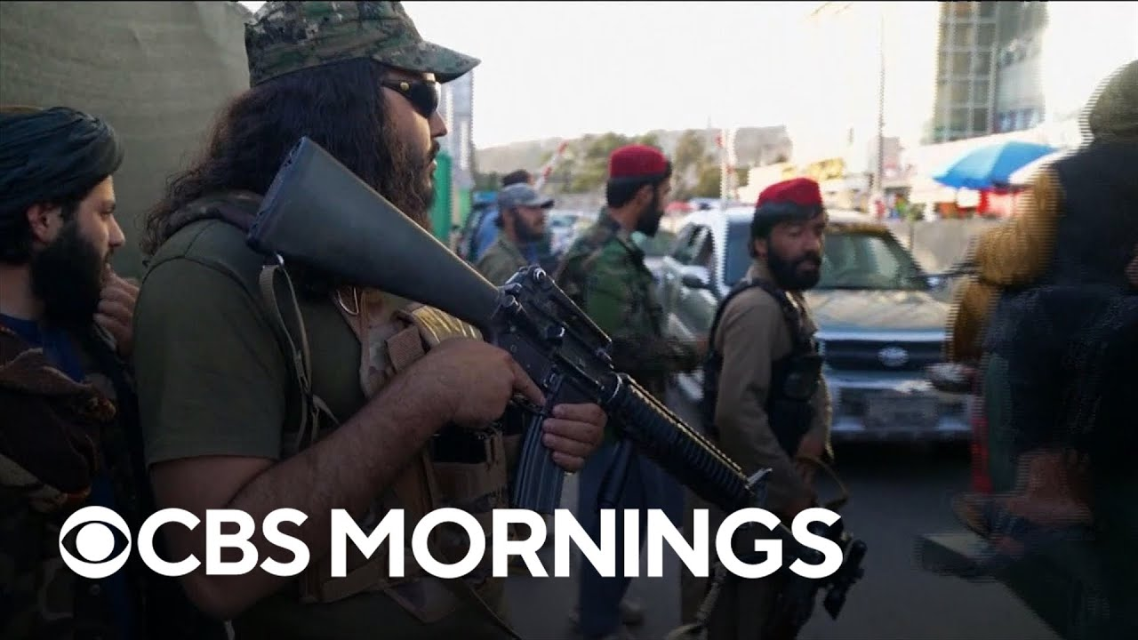 Download Taliban armed with U.S. weapons faces threat from ISIS-K