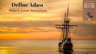 Define Adası Robert Louis Stevenson-Tek Parça-Sesli Kitap