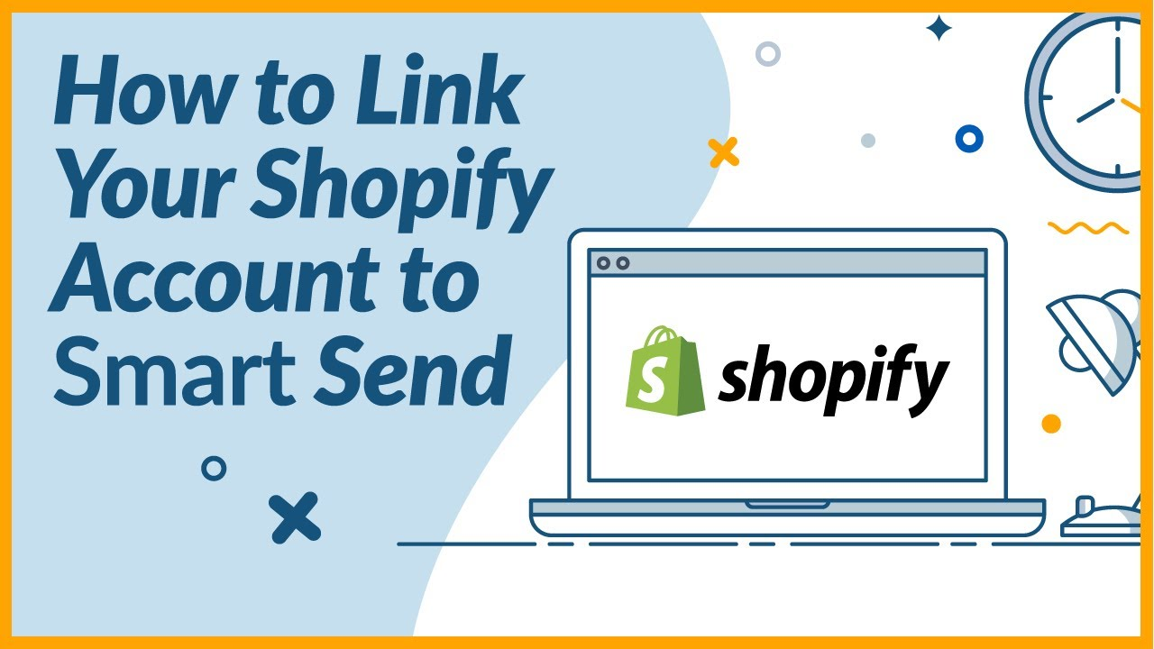 Parcel2Go - Smart Send - How to Link your Shopify Account