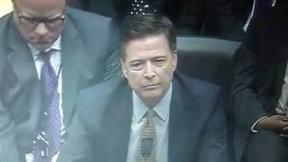 Congress Rips FBI, Comey admits not looking at Hillary Clinton Breaking