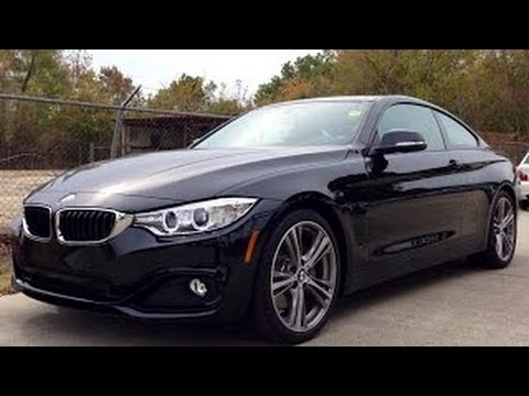 2014 BMW 4 Series Coupe: 435i Startup, Exhaust and In depth Review
