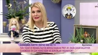PROF. DR. ENGİN ÇAKAR - BEL VE BOYUN AĞRILARI - 1