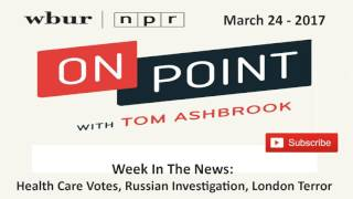 On Point With Tom Ashbrook | March