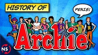 the bizarre origin history of archie from comics to riverdale explained    nerdsync