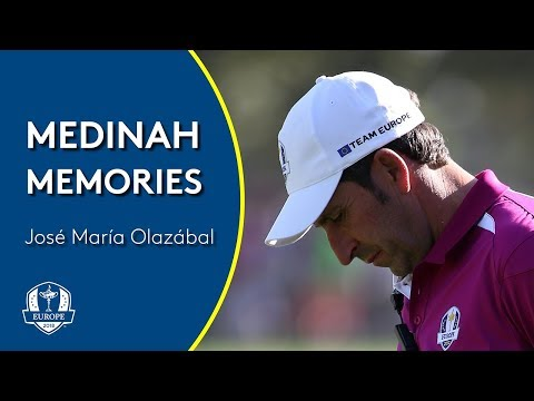 José María Olazábal on the Miracle at Medinah | Medinah Memories