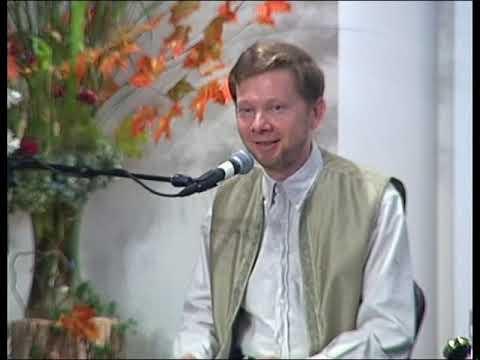 Download Eckhart Tolle Omega 2001 Session 1