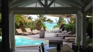 Villa Boubou luxe Guadeloupe