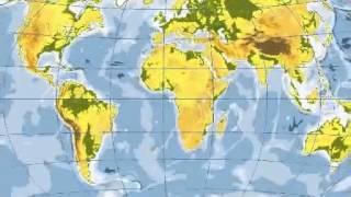 Географія материків та океанів, 7 клас