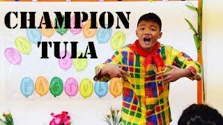 Champion Tula Linggo ng Wika / Sample Tula para sa Linggo ng Wika - Buwan ng Wika