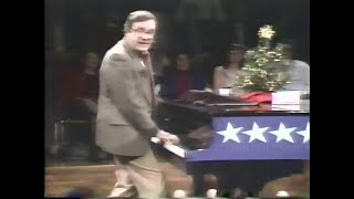 MARK RUSSELL COMEDY SPECIAL - December 1989 (recorded from WPTD Dayton, Ohio)