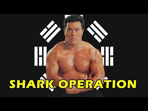 Wu Tang Collection - Carter Wong in Shark Operation