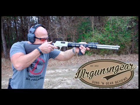 357 Magnum Lever Action Rifles For Home Defense?