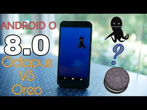 Android O Octopus Or Oreo Latest News | The Name Game
