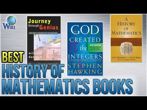 10 Best History of Mathematics Books 2018