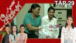 NGƯỜI KẾT NỐI   Tập 29 FULL   Nữ hoàng Muay Thanh Trúc xúc động mẹ em gái lên Sài Gòn thăm   310517