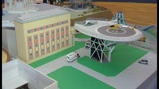 Выставка «Виртуальный Ханты-Мансийск» показывает, как мог бы выглядеть окружной центр в будущем