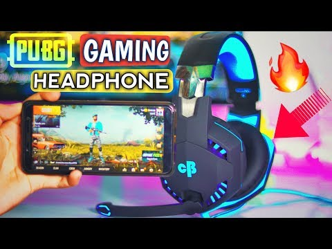 Best Gaming Headphone for Pubg