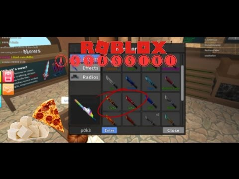 Pizza Knife Code In Roblox Assassin New Roblox Codes August 2019
