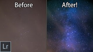 Star And Milky Way Photography - How To Turn Your Boring Photos AWESOME With Lightroom! - YuriFineart