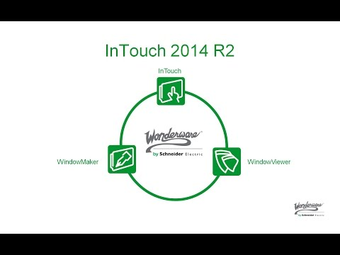 InTouch 2014 R2 - New Features - YouTube