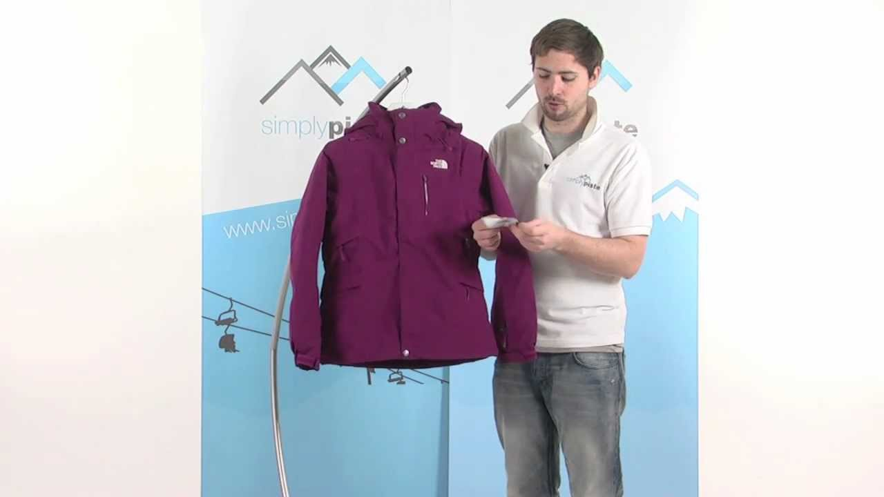 0ff7f7fbe The North Face Cheakamus Triclimate Jacket - www.simplypiste.com