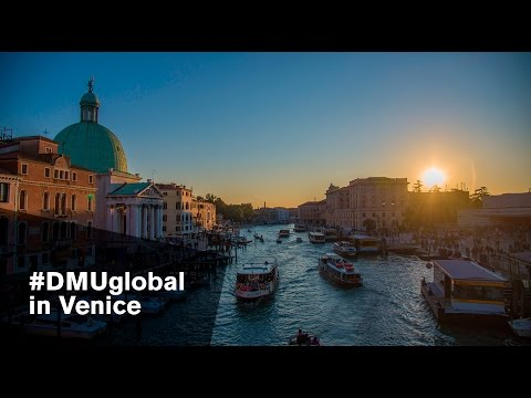 #DMUglobal Fine Art at the Venice Biennale