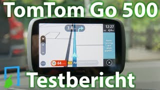TomTom Go 500 Test deutsch