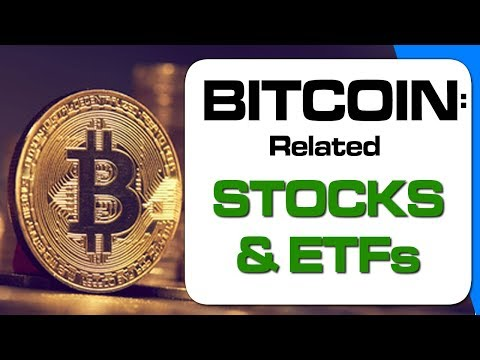 Bitcoin related Stocks & ETFs: $GBTC and more Ep#033