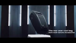Audi Rear seat cool bag