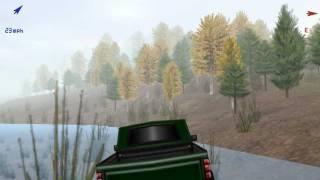 [HD] Let's Play Deer Hunter 4 Episode 2: Driving Around
