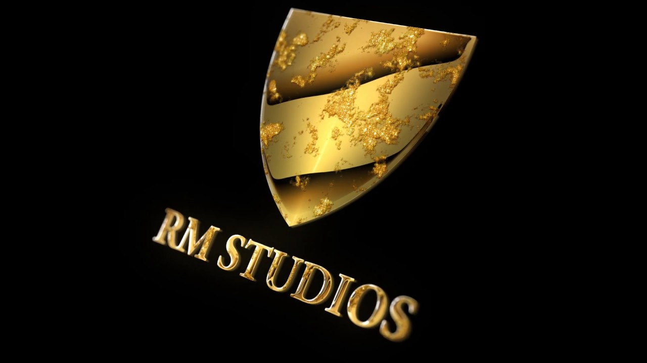 rm studios 3d logo youtube youtube