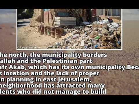 Police, municipality survey area for demolitions in east Jerusalem
