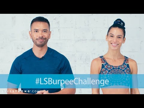 Burpees for Beginners: 30-Day Challenge