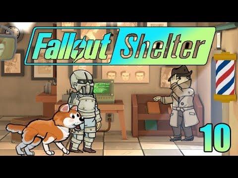 FALLOUT Shelter #10 | AYUDAMOS AL FERROCARRIL | Malditos Synth
