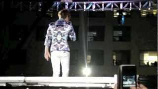 EXO DKFC Backstage and Performance Snippets (Open Arms, Hawak Kamay, Two Moons and Kris' English)