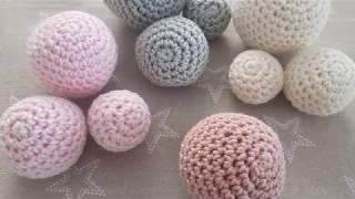 How to crochet a ball by BerlinCrochet