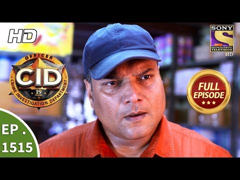 CID – Ep 1515 – Full Episode – 28th April, 2018