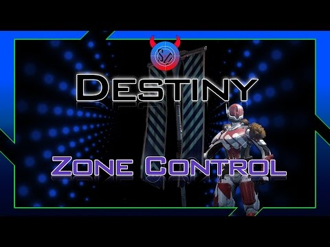 Zone Control - Destiny Funny Gameplay